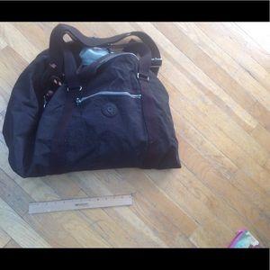 Kipling gym bag!! Used once!